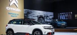 시트로엥의 새로운 플래그십, '뉴 C5 에어크로스 SUV' 전격 공개!