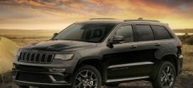지프 플래그십 대형 SUV 그랜드 체로키 리미티드-X 3.6 한정 모델 출시