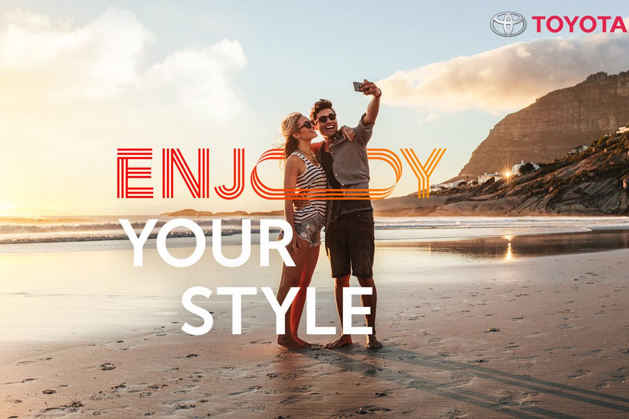 [사진자료] 토요타 코리아, 새로운 브랜드 슬로건 _Enjoy Your Style_ 발표 (1)