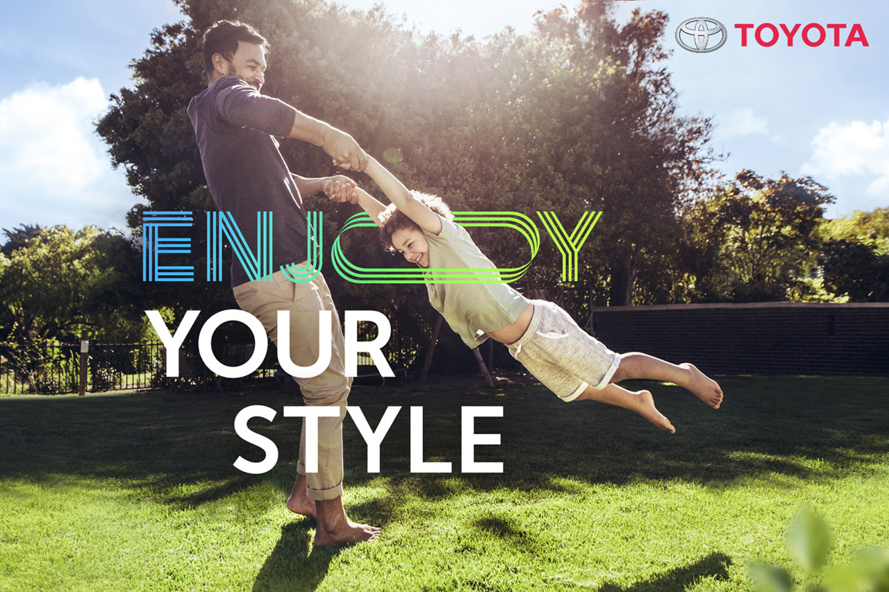 [사진자료] 토요타 코리아, 새로운 브랜드 슬로건 _Enjoy Your Style_ 발표 (2)