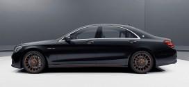 메르세데스-벤츠, 한정판 스페셜 모델 'S65 AMG 파이널 에디션' 공개