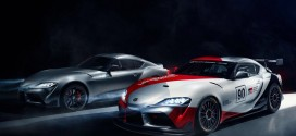토요타의 레이싱 머신, '수프라 GT4 컨셉'