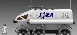 토요타, 일본 항공우주국(JAXA)과 협력해 유인 달 탐사선 만든다