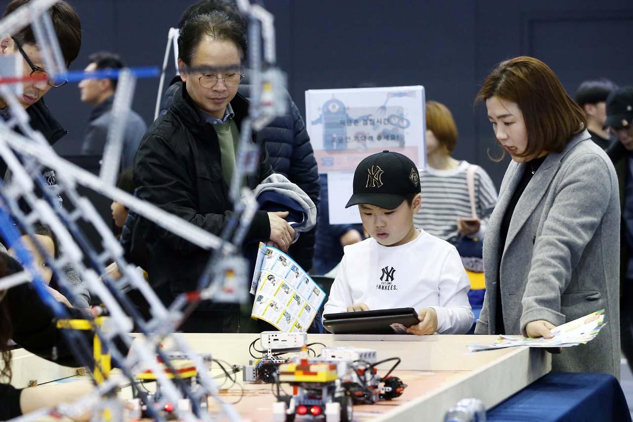 사진자료4.2019 로봇과 함께하는 소프트웨어 페스티벌