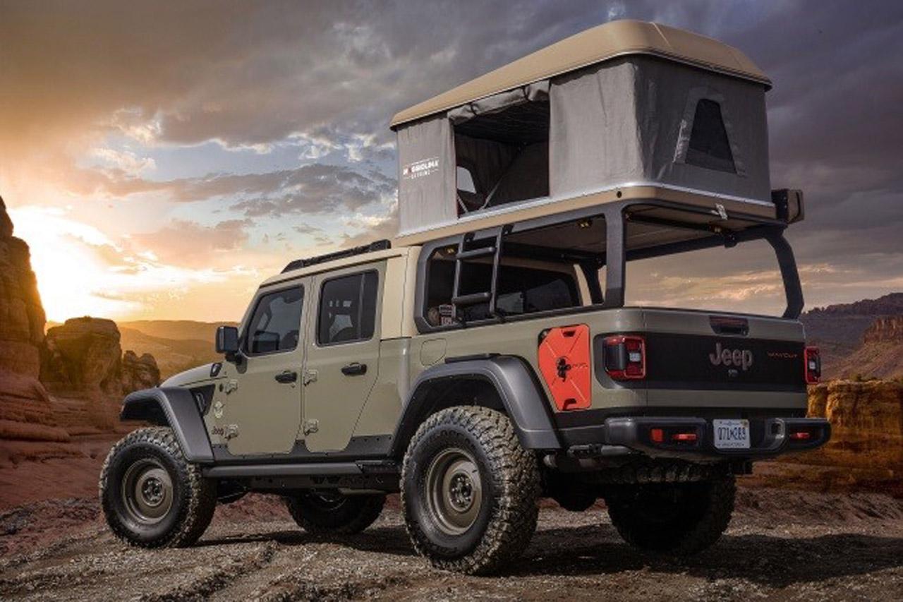 사진-지프 웨이아웃(Jeep Wayout)
