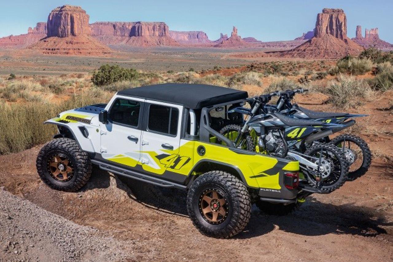 사진-지프 플랫빌(Jeep Flatbill)