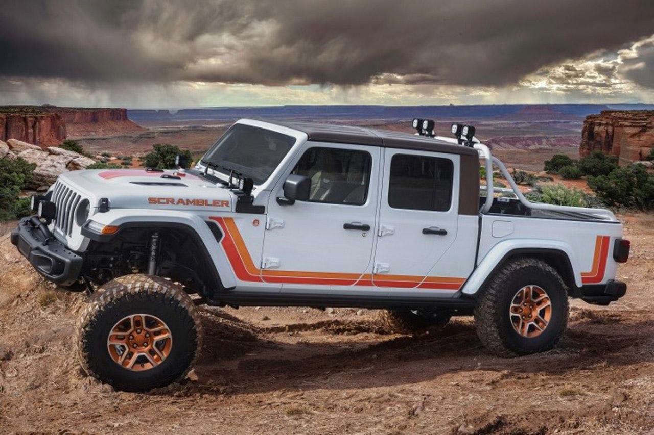 사진-지프 JT 스크램블러(Jeep JT Scrambler)