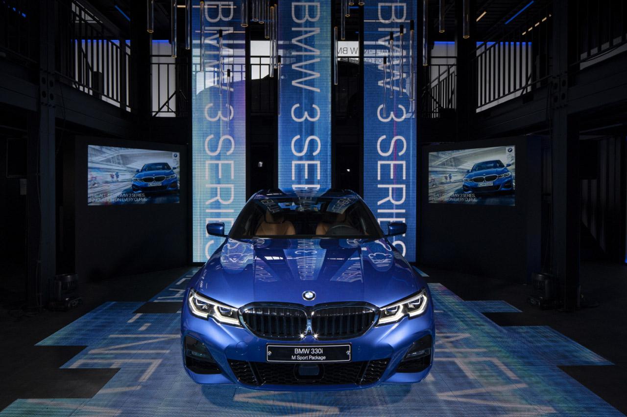 사진 - BMW 뉴 3시리즈 (1)