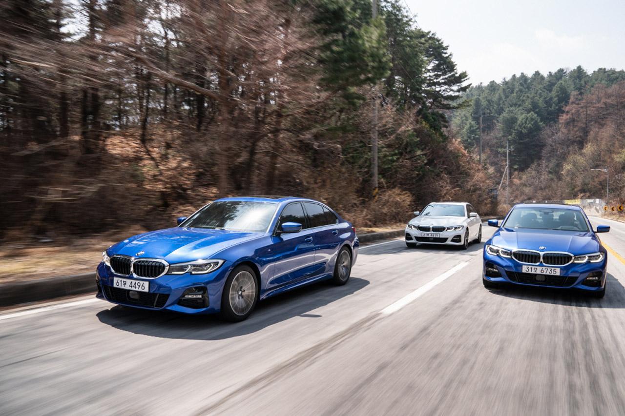 사진 - BMW 뉴 3시리즈_주행 (3)