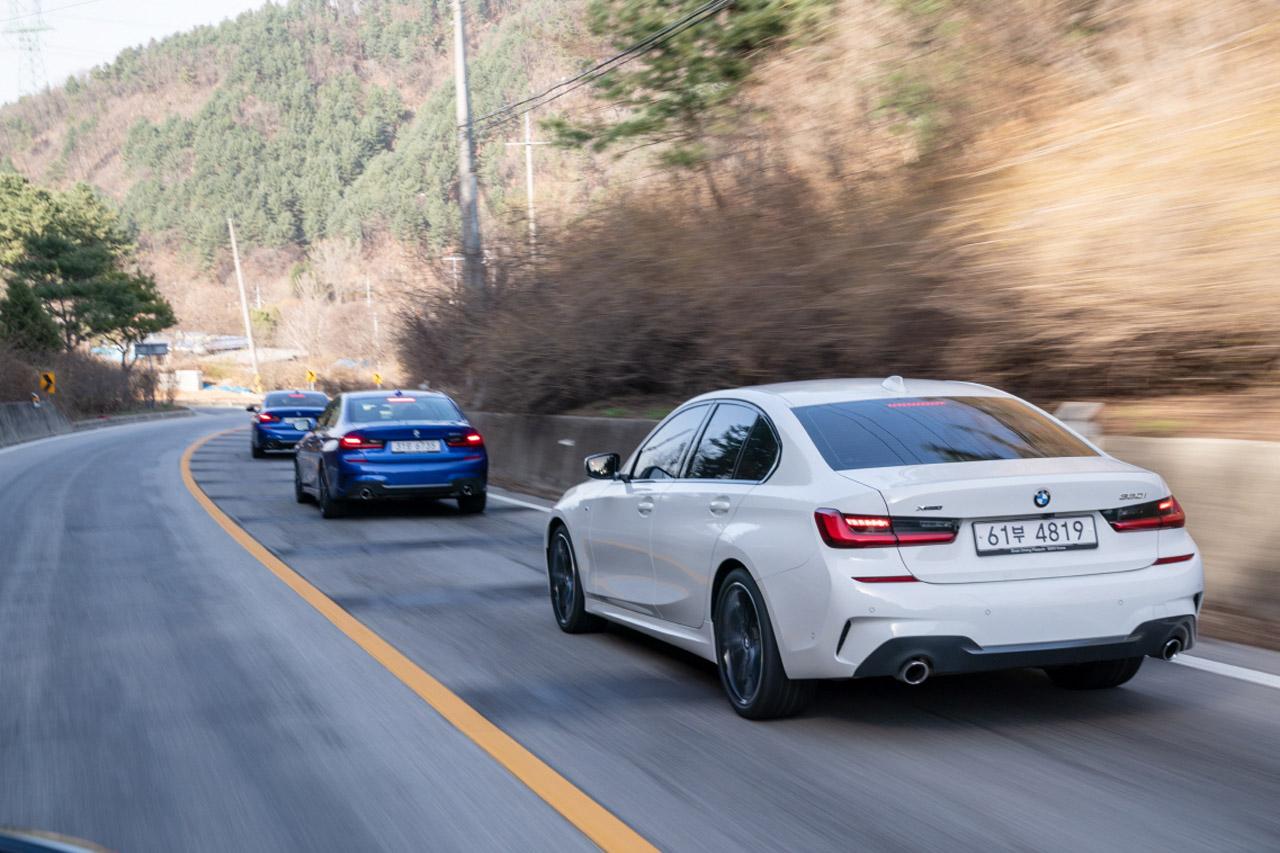 사진 - BMW 뉴 3시리즈_주행 (5)