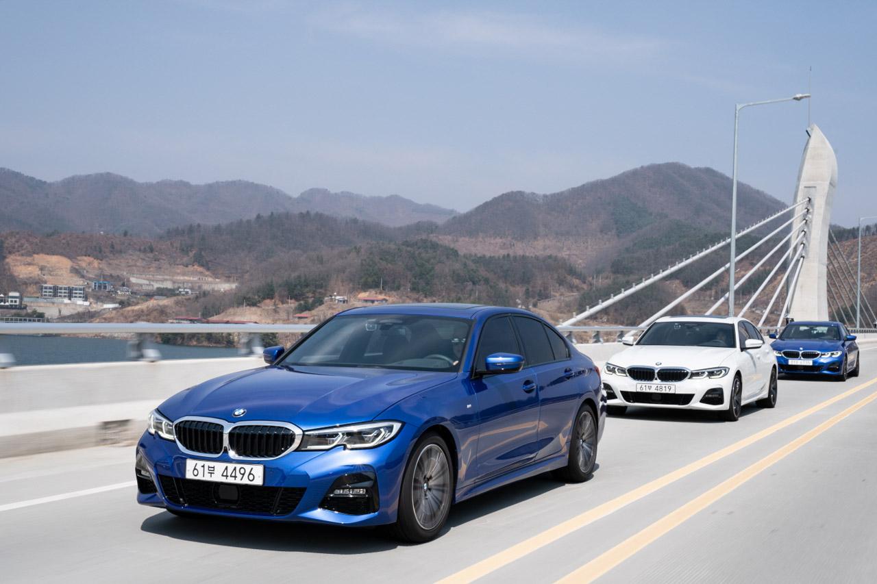 사진 - BMW 뉴 3시리즈_주행 (7)