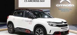 시트로엥, '뉴 C5 에어크로스 SUV' 공식 출시. 가격은 3,943만원부터