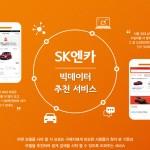 SK엔카닷컴, 업계 최초 고객 맞춤형 '빅데이터 추천' 서비스 개시
