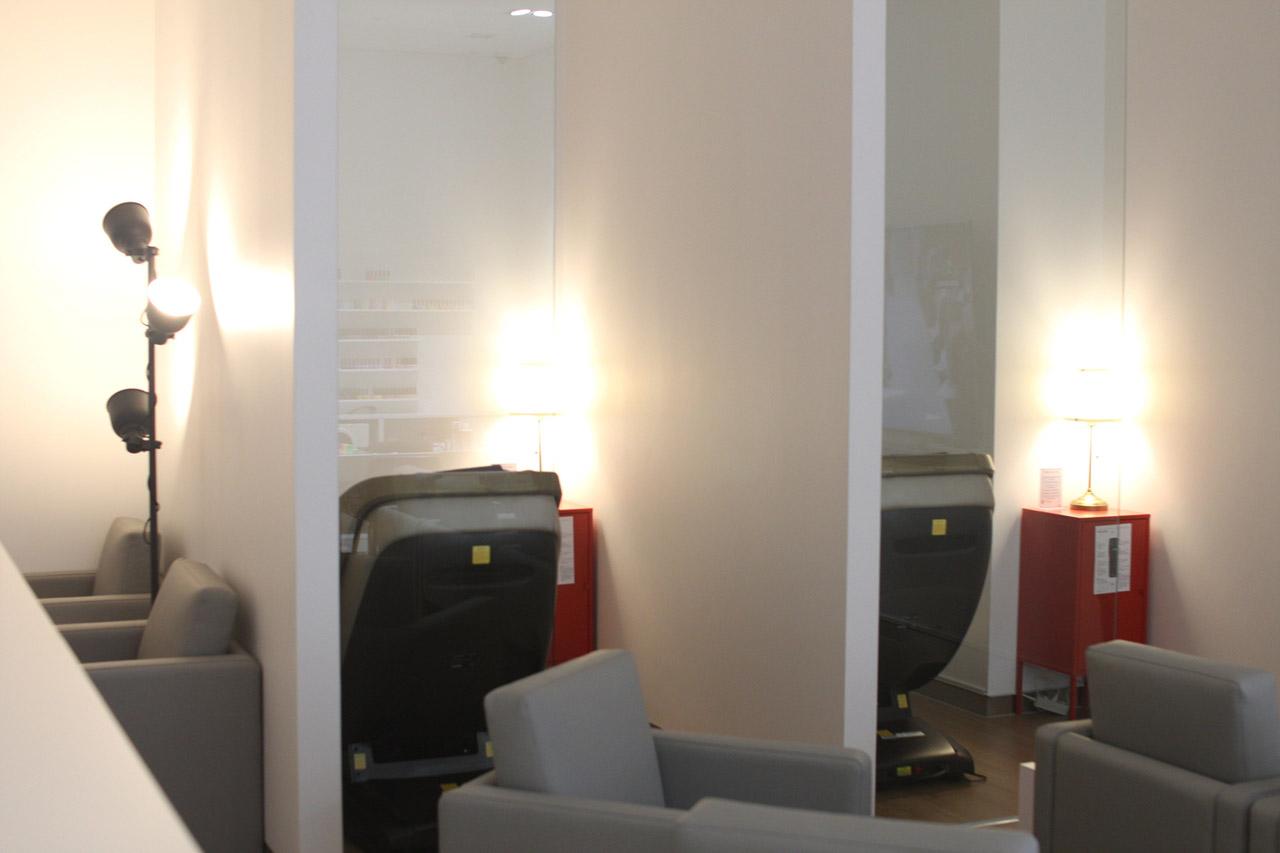 [참고사진] 폭스바겐 공식딜러, 마이스터모터스 서초 서비스센터 내 _마이스터 케렌시아__마사지룸