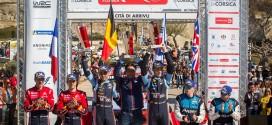 현대자동차 월드랠리팀, WRC 코르시카 랠리서  드라이버•제조사 부문 1위 동시 달성