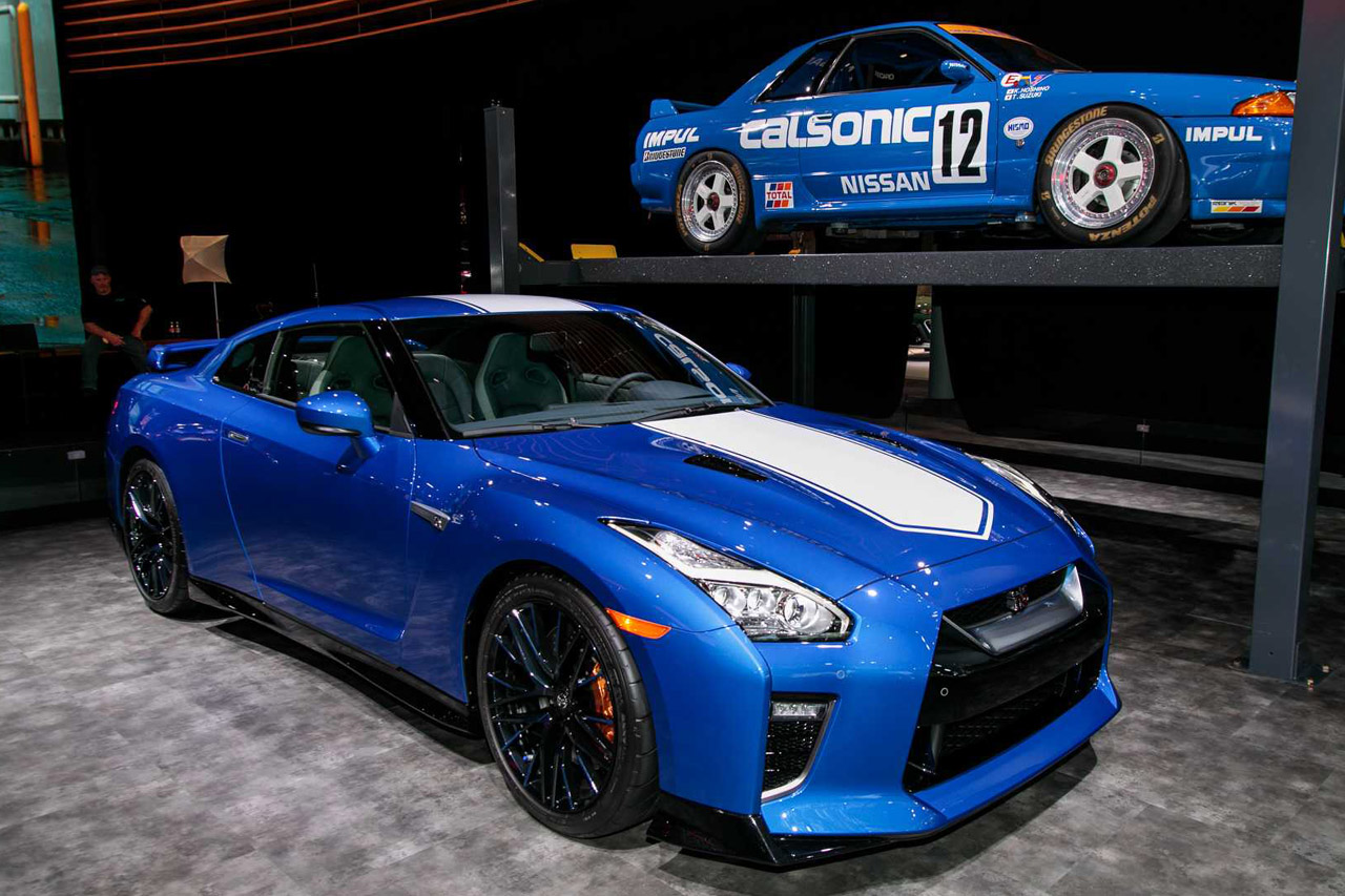 2020-nissan-gt-r-50th-anniversary-edition-live-photos