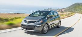 GM의 핵심 전동화 모델, 볼트 EV의 SUV 버전(볼트 EUV) 출시하나?