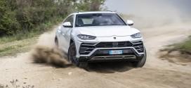람보르기니, 가장 강력한 세계 최초 슈퍼 SUV '우르스' 국내 출시