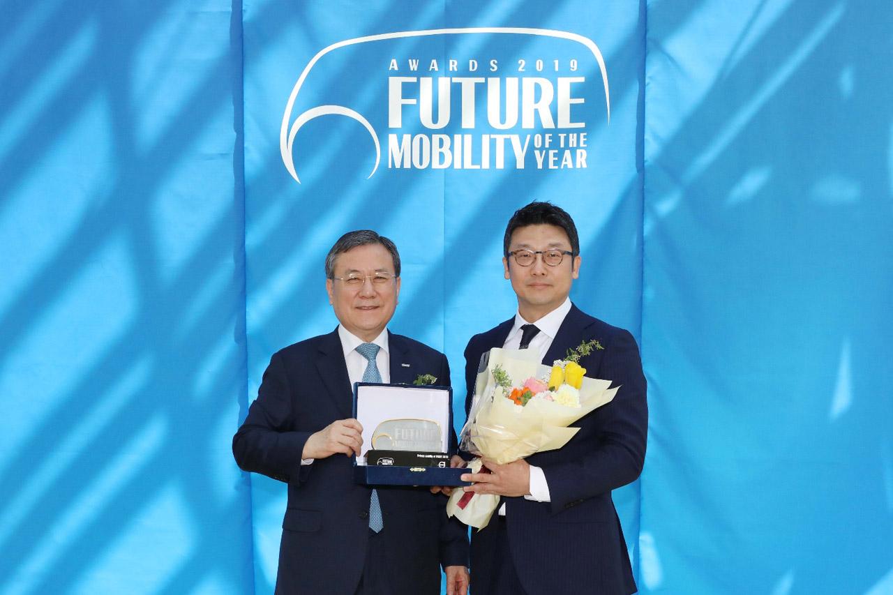 사진자료_볼보자동차 360c 컨셉트, '2019 퓨처 모빌리티 대상' 최고상 수상 (1)