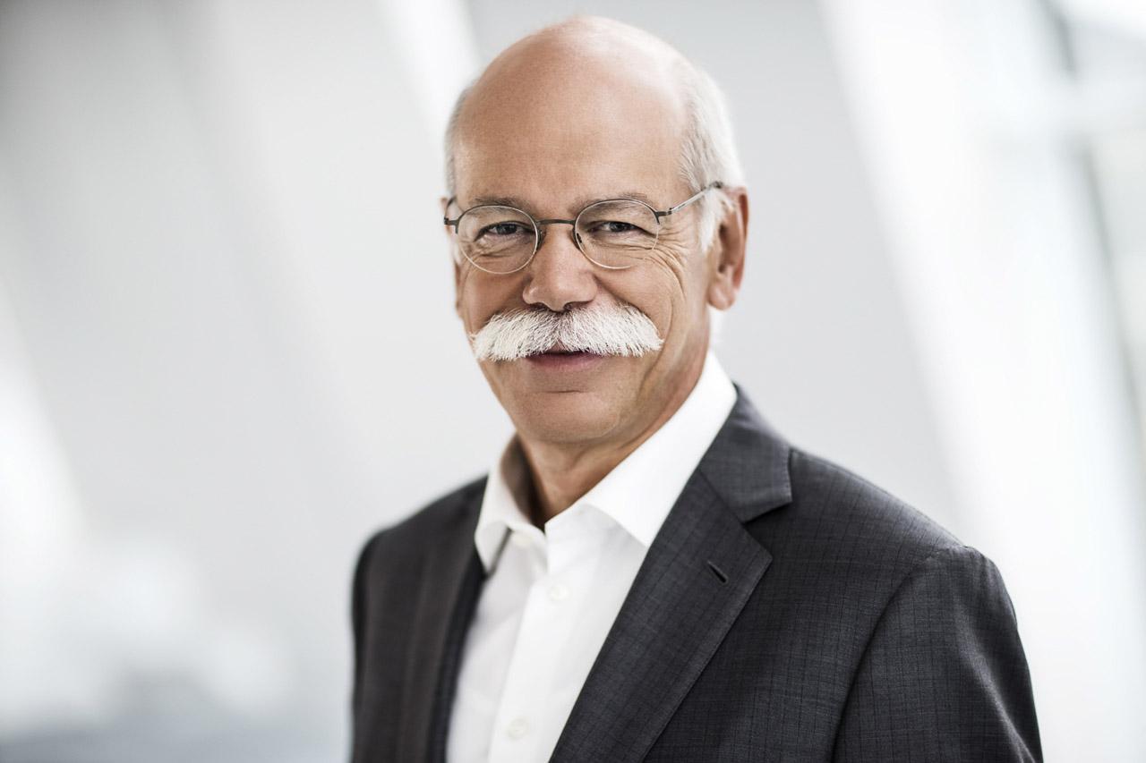 [사진 3] 디터 제체(Dieter Zetsche) 다임러 그룹 전 회장