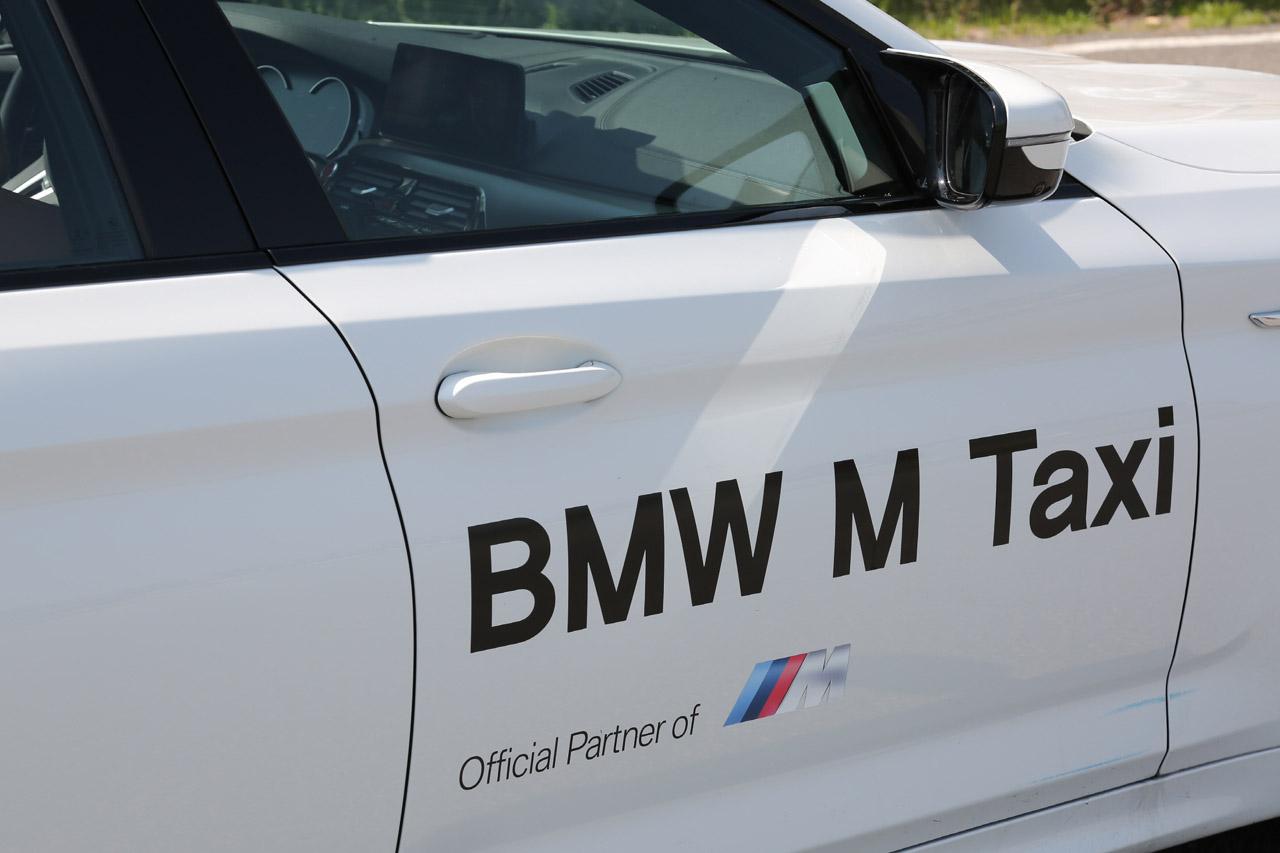 사진 3 - BMW 패밀리 이벤트 성황리 개최_BMW M 택시