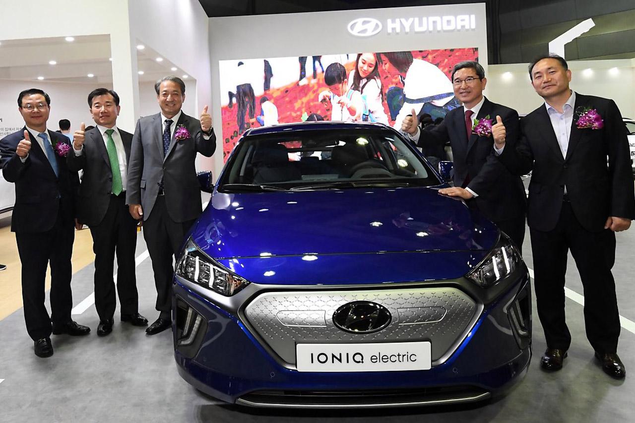 [이미지] EV TREND KOREA 2019_현대자동차