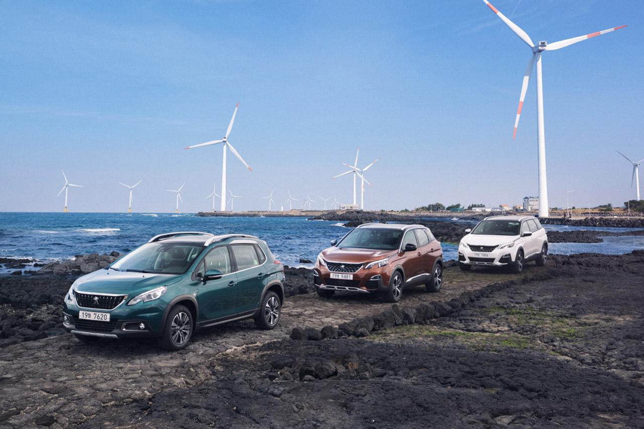 2019 푸조 SUV 라인업 (2)