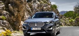BMW, 부분 변경된 2020년형 X1 SAV 공개