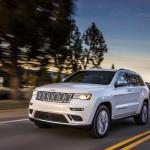 2019 Jeep® Grand Cherokee Summit