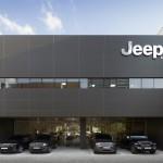 지프(Jeep), 수원에 14번째 지프 전용 전시장 오픈