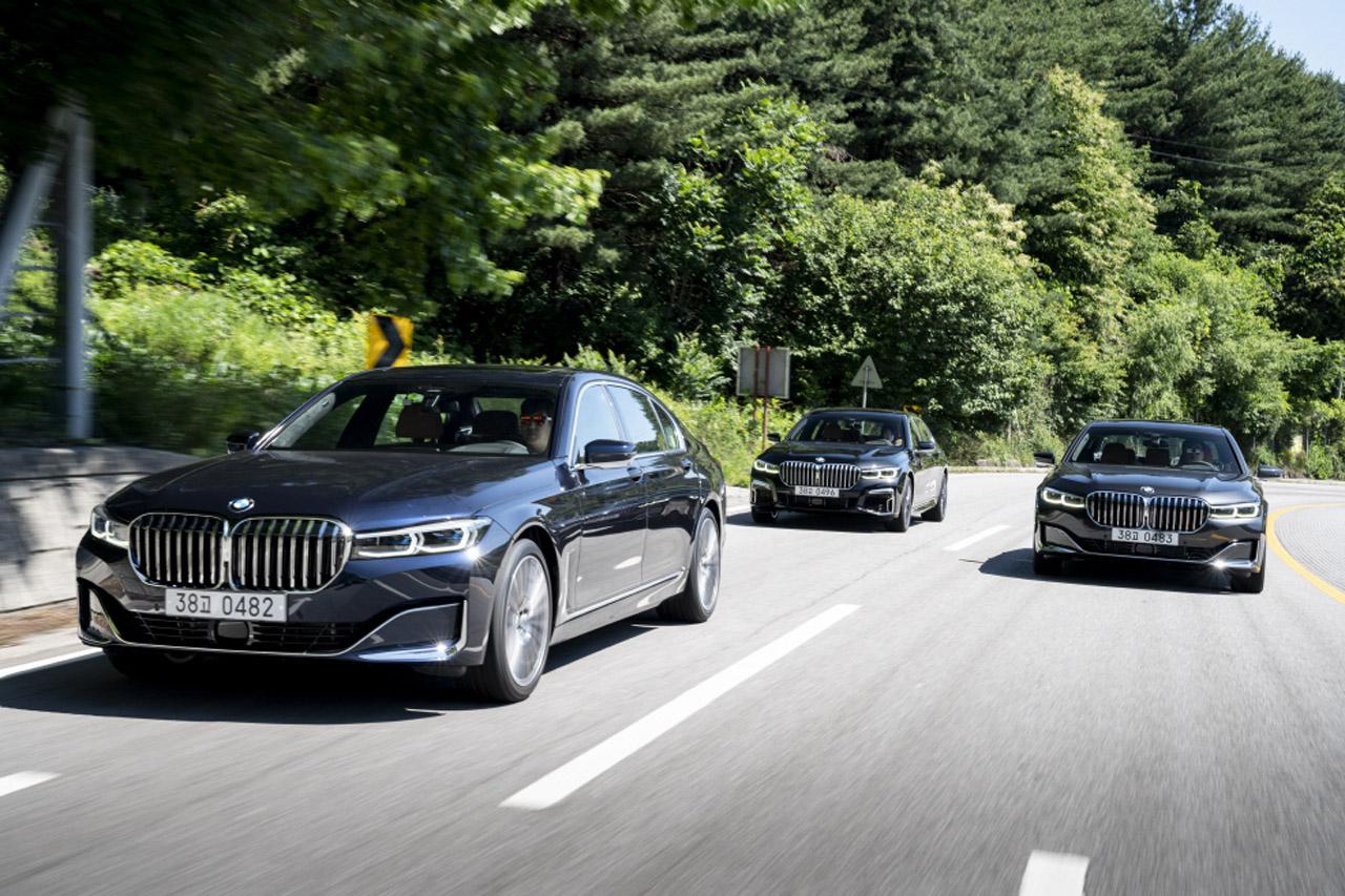 사진 - BMW 뉴 7시리즈 주행 (7)