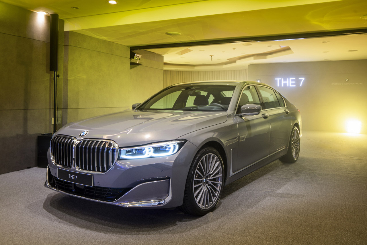 사진 - BMW 뉴 7시리즈 (2)