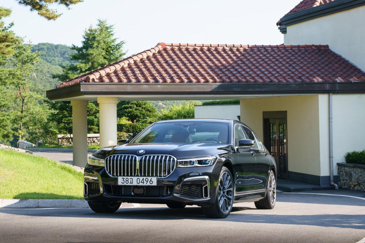 사진 - BMW 뉴 7시리즈 (3)