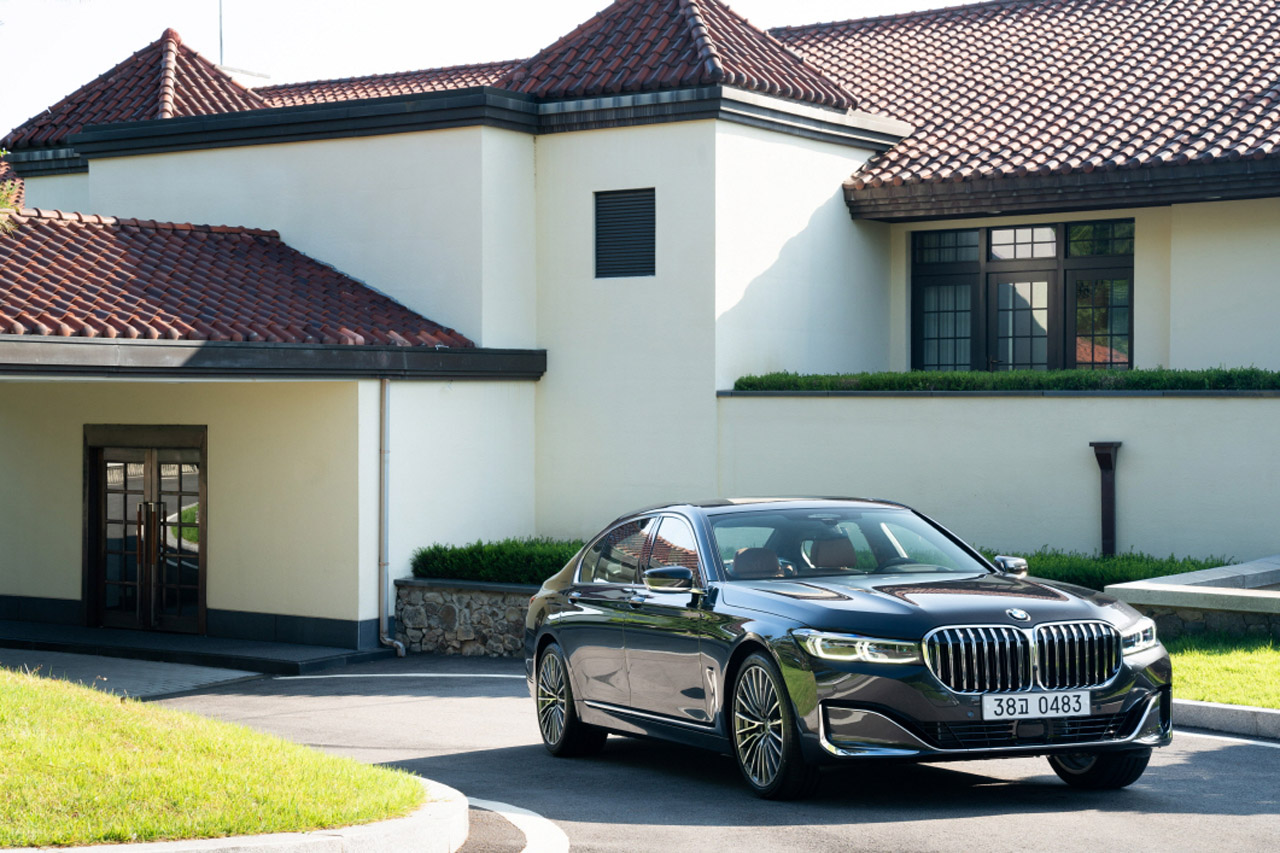 사진 - BMW 뉴 7시리즈 (5)