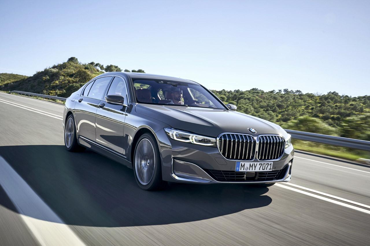 사진1-BMW 뉴 7시리즈 사전계약 실시_디자인 퓨어 엑설런스
