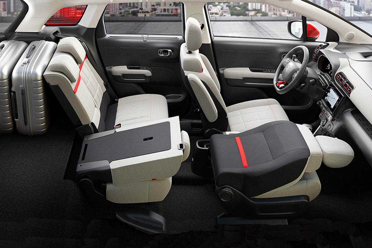 시트로엥_뉴 C3 에어크로스 SUV_실내2