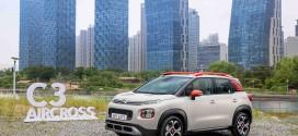시트로엥, 도심형 데일리 소형 SUV '뉴 C3 에어크로스 SUV' 공식 출시