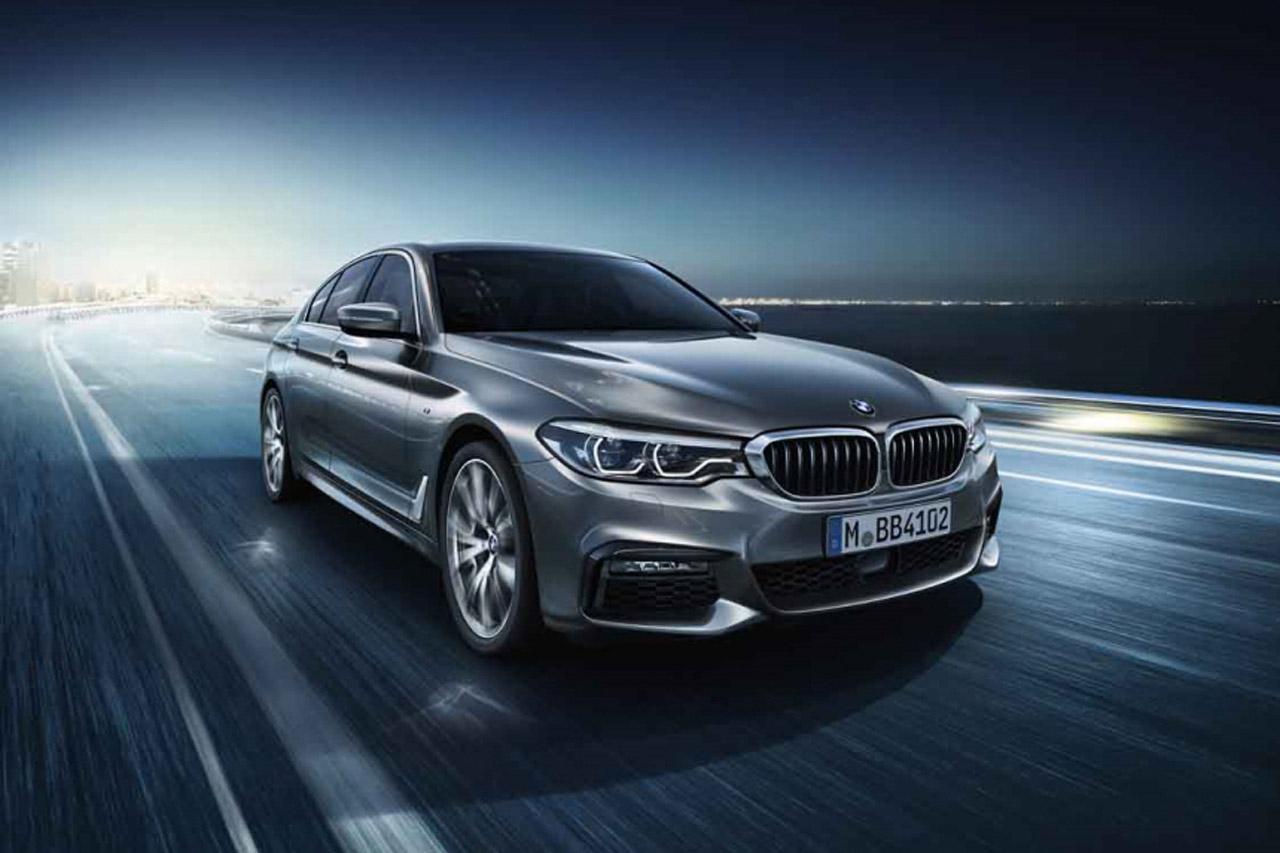 이미지-BMW 코리아 25주년 기념 5시리즈 전용 특별 프로모션 진행
