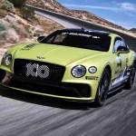 벤틀리 신형 컨티넨탈 GT, 파이크스 피크 힐 클라임 레이스에서 양산차 최고기록 노린다!