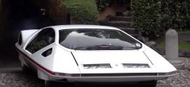 UFO인가 자동차인가? 잊혀진 컨셉카의 등장, '페라리 512 S 모듈로 컨셉'