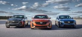 BMW M, 벤츠 AMG 다 나와! 새롭게 공개된 캐딜락 CT4-V, CT5-V