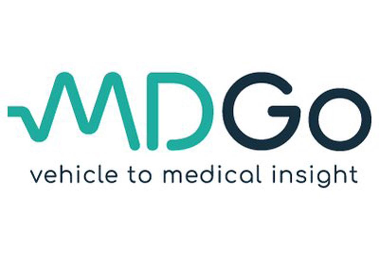 MDGo logo
