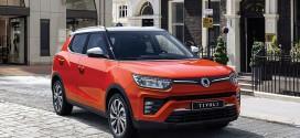 쌍용차 티볼리, 4년 연속 가솔린 SUV 판매 1위 달성