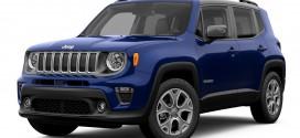 지프 소형 SUV 라인업의 완성, 뉴 지프 레니게이드 리미티드 2.4 AWD모델 출시. 가격은 3,990만원