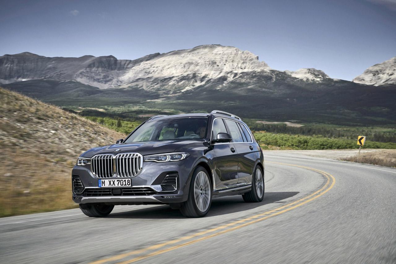 사진-BMW 코리아 럭셔리 클래스 고객 대상 제주도 X7 렌터카 서비스 실시 (1)