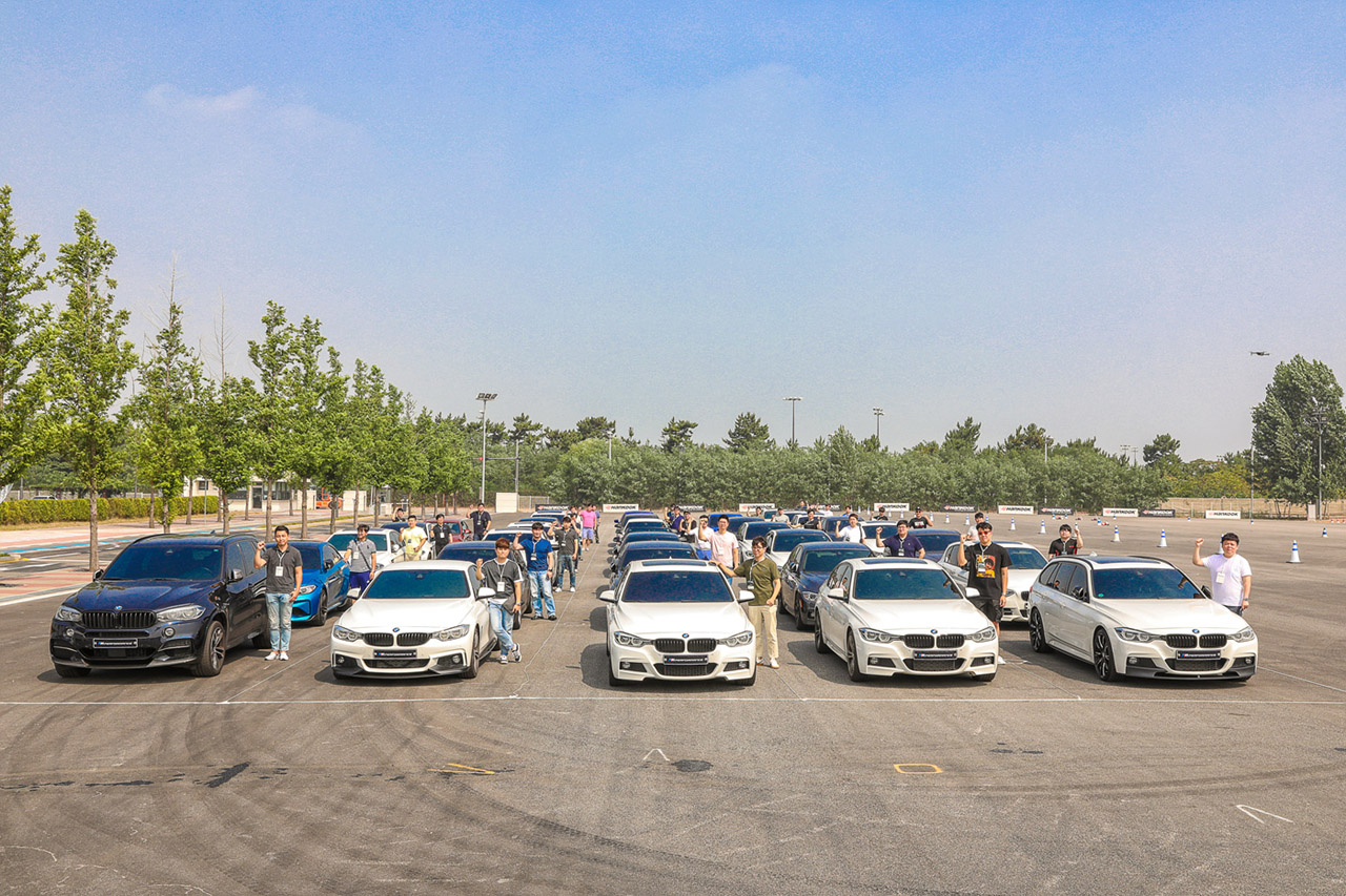 사진- BMW M 퍼포먼스 클럽 트랙 데이 (1)