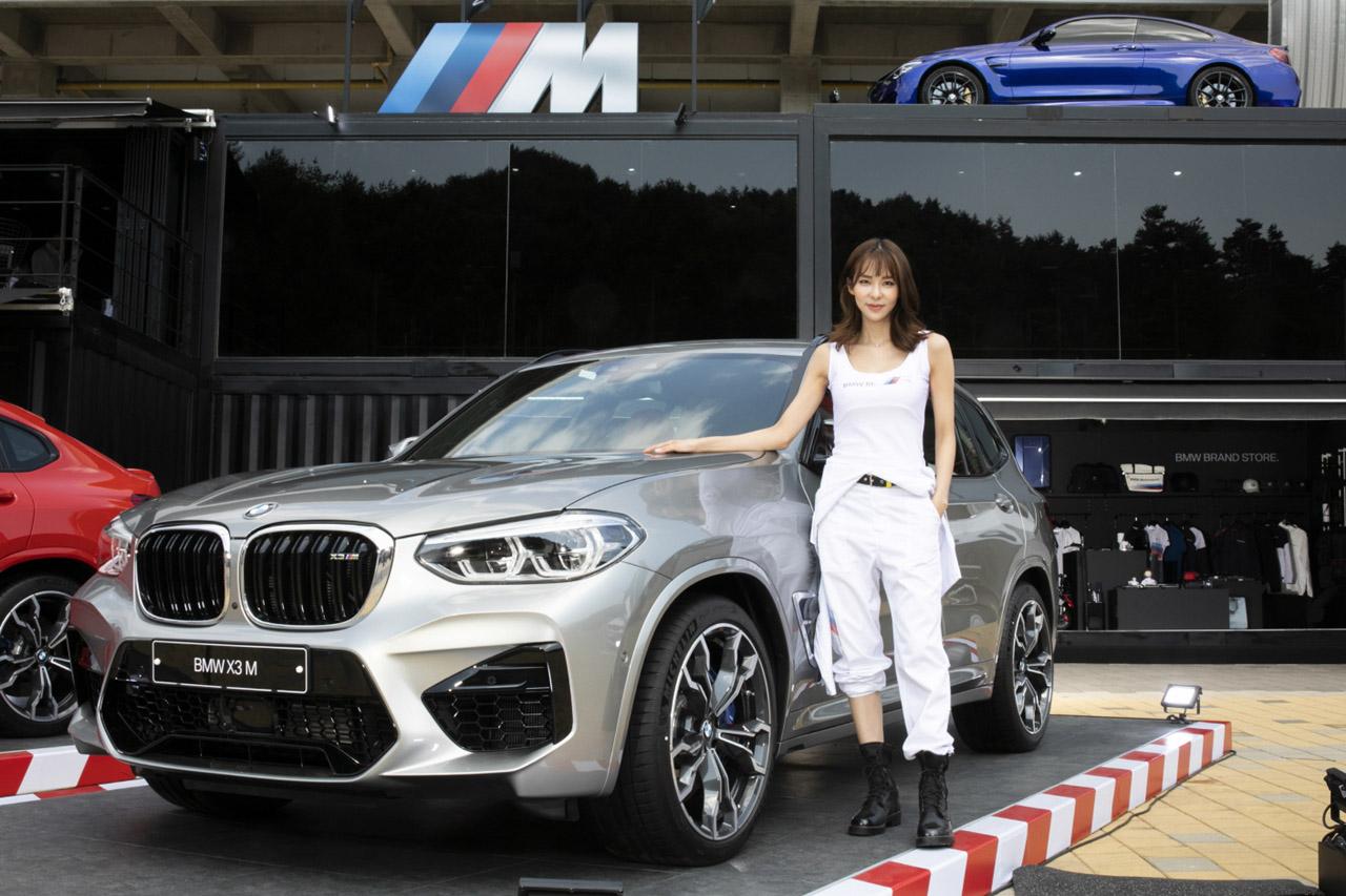 사진2-BMW 코리아 M 클래스에서 X3M X4M 최초공개