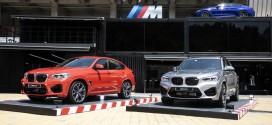 BMW 코리아, 뉴 X3 M과 뉴 X4 M 국내 공개