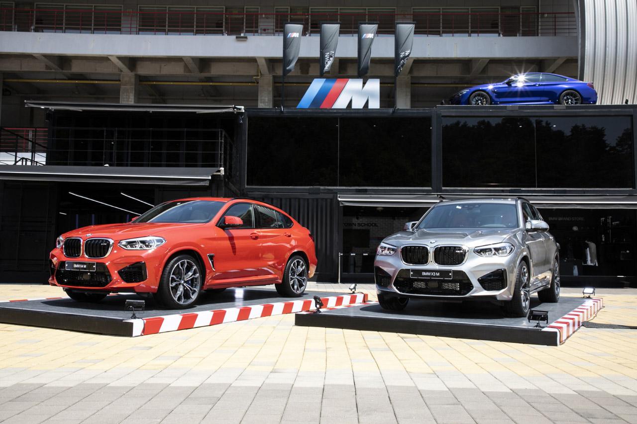 사진3-BMW 코리아 M 클래스에서 X3M X4M 최초공개