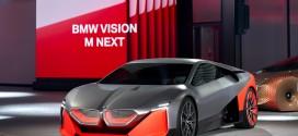 BMW가 제시한 스포티한 감성의 미래! 비전 M 넥스트 컨셉 세계 최초 공개